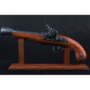 Denix Flintlock Pirate Pistol, 18th Century (Left-Handed)