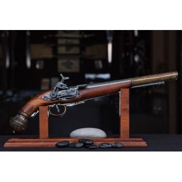 Denix Russian Pistol, 19th Century