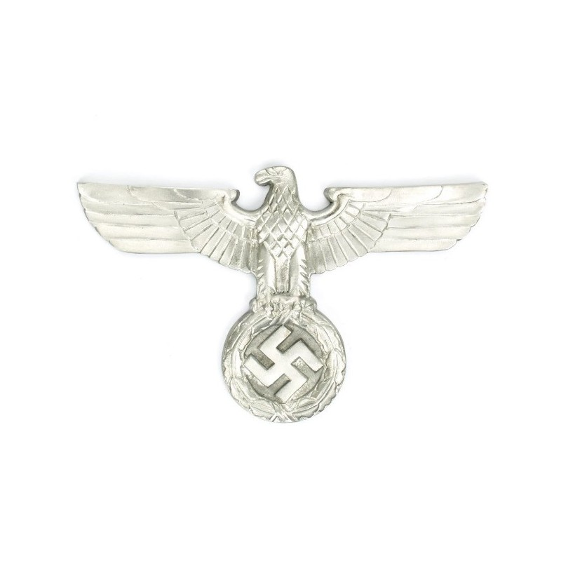 German WWII Metal Wall Wehrmacht Eagle