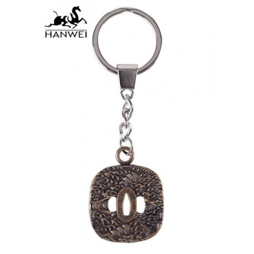 Hanwei Wave Key Ring
