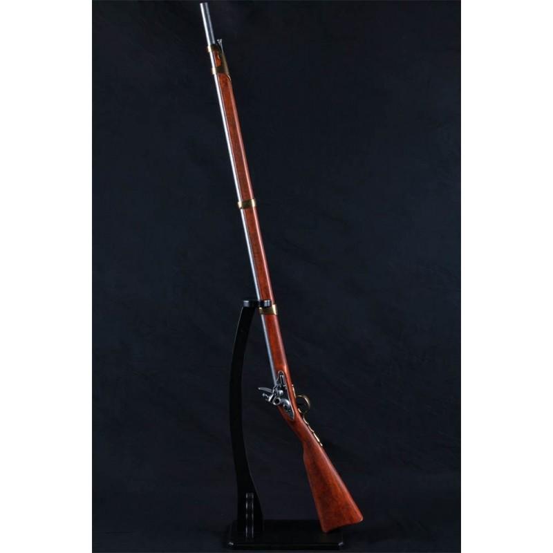 Denix Flintlock Rifle with Bayonet, France 1806