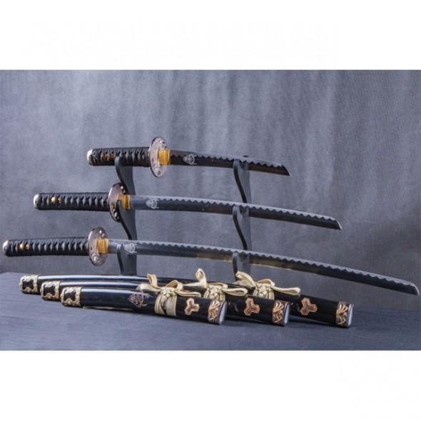 Kill Bill Sword Three-Piece Set