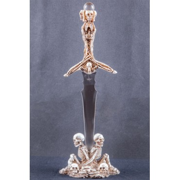 Skull's Tower Short Sword