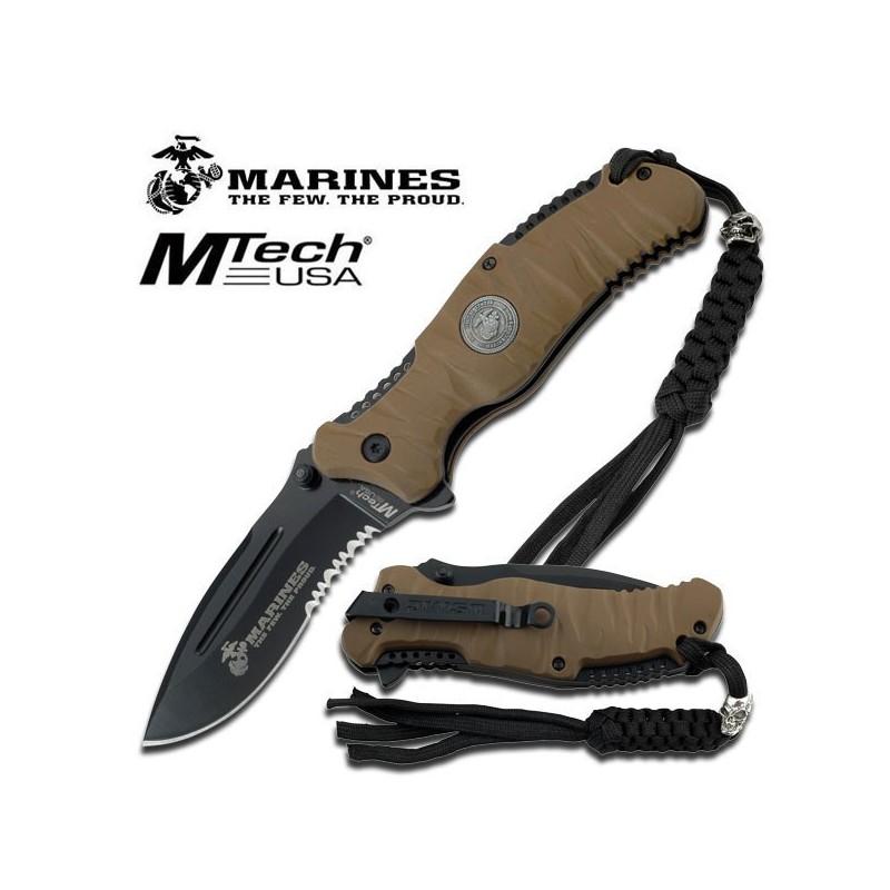 U.S. Marines By MTech USA Knife