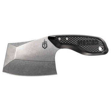 GERBER Tri-Tip Mini Cleaver Black