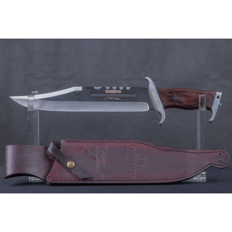 Rambo III Stallone Signature Edition Knife