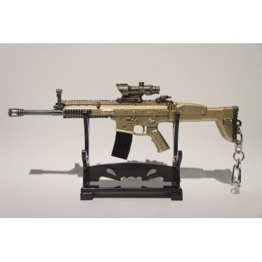 Xmas 2019 Star Buy Miniature Scar-L Rifle
