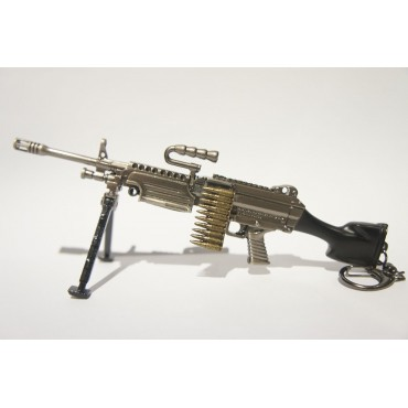 Miniature M249 Rifle