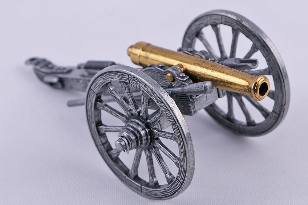 Denix 1861 U.S Civil War Mini Cannon