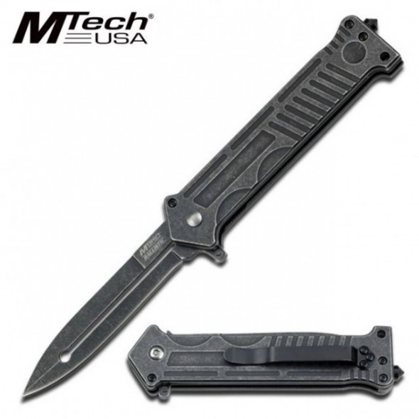 MTech USA MT-A840P Folder Stonewashed