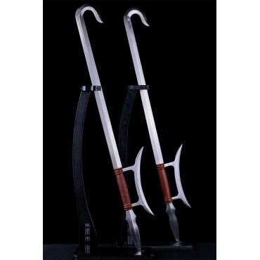 Shaolin Hooked Sword