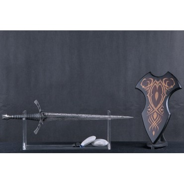 Hobbit Morgul Dagger with Plaque