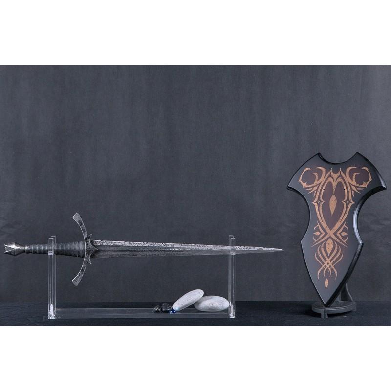 Hobbit Morgul Dagger with Plaque